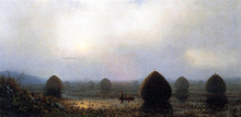 The Great Swamp - Martin Johnson Heade